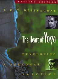TKV Desikachar The heart of yoga