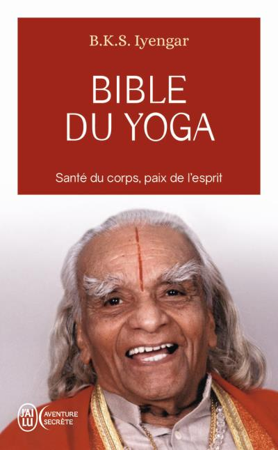 BKS Iyengar Bible du Yoga