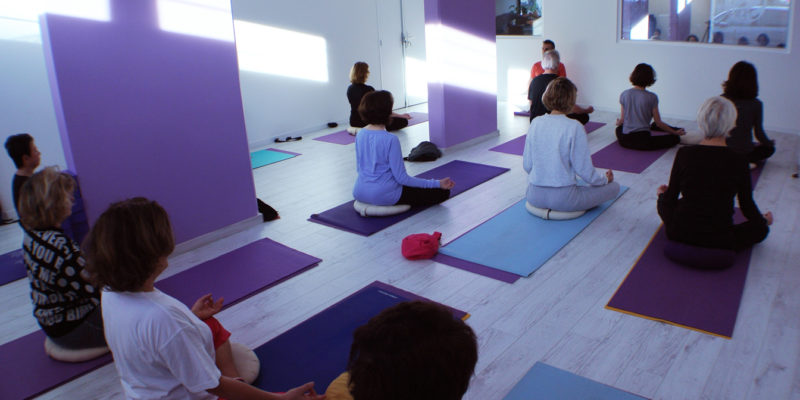 Yoga 92,  le yoga authentique à Boulogne-Billancourt